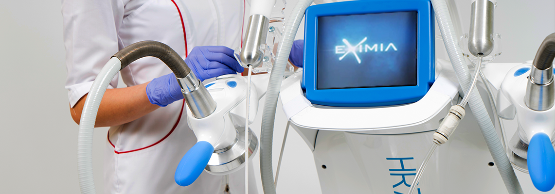 Eximia HR 77 İle Bölgesel Zayıflama